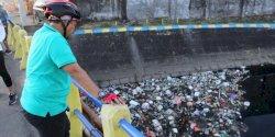 Minggu Sehat, Iqbal Suhaeb Bersepeda Menyusuri Tamalate