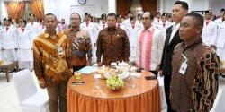 Ramah Tamah bersama Paskibra, PJ Walikota Makassar: Terima Kasih Anak-anakku