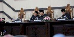 Ranperda Pemkot Makassar Tentang Retribusi Jasa dan Usaha Disetujui 9 Fraksi DPRD