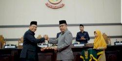 Rapat Paripurna DPRD, Pj. Wali Kota Makassar Paparkan Ranperda Perubahan APBD 2019