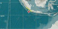 Video Amatir Rekam Suasana Saat Gempa  7,4 SR Guncang Banten