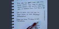 Diusukan Bangkrut, Admin Twitter NET TV: #MiminGakPamit