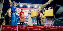 Rayakan HUT RI, Waega Kaluku Bodoa Gelar Pesta Rakyat