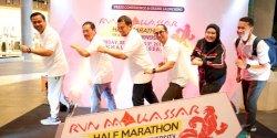 Iqbal Suhaeb Jadi Peserta Pertama Run Makassar Half Marathon