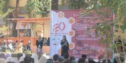 HMJ Eksis Gelar Opening Ceremony Milad 20 Tahun Ekonomi Islam UIN Alauddin