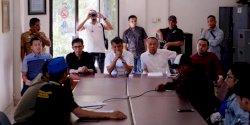 Kompak, Anggota DPRD Makassar Terima Aspirasi PMII Cabang Makassar