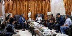 Pj. Wali Kota Makassar Iqbal Sihaeb Kunjungi Makassar Digital Valley