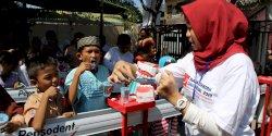FKG Unhas Gelar Bulan Kesehatan Gigi Nasional 2019