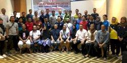 Pelatihan Pengrov IKASI Sulsel Tuai Respon Positif Atlet Muda