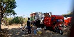 Lurah Kapasa Raya Minta Warga Tak Buang Sampah Semberangan