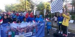 Kadis DPPPA Lepas YPI 50 Tahun Berkarya Memperjuangkan Hak Anak Indonesia