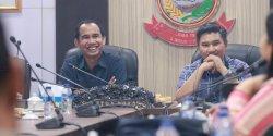 DPRD Makassar Gelar Pertemuan dengan Pemimpin Redaksi Media