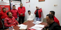 Danny Pomanto Tes Wawancara Balon Wali Kota Makassar