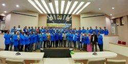 KNPI Makassar Terima Kunjungan KNPI Balikpapan, Bahas Masa Depan Pemuda