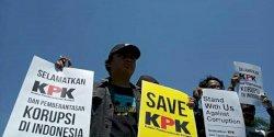 "Garda Tipikor Unhas Gelar Aksi Solidaritas ""Selamatkan KPK"" Hari Ini"