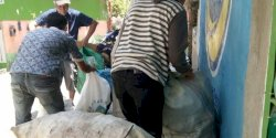 Kelurahan Maradekaya Optimalkan Pengelolaan Bank Sampah