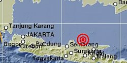 Gempa 6,0 SR Guncang Kabupaten Tuban Jatim, Tidak Berpotensi Tsunami