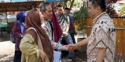 Camat Mamajang Terima Tim Penilai Kelurahan Sehat