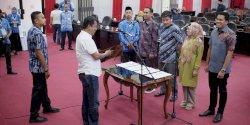 Besok, Pimpinan DPRD Makassar 2019-2024 Ucap Sumpah