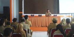 Evaluasi Penagihan PBB, Camat Makassar Rakor dengan Kolektor