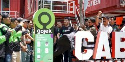 Keren, FTI UMI -Gojek Launching Fitur Instant Booking Pertama di Luar Jawa