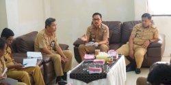 Pimpin Rakor, Camat Tallo Bahas Honor Penasehat Walikota dan  Kinerja Punggawa