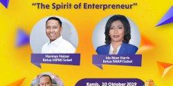 Jangan Lewatkan,  Seminar Motivasi Enterpreneur PHI di Event PHF 2019