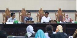 DPRD Makassar Bahas Revisi Perwali Terkait Kegiatan Reses