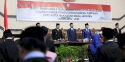 Hadiri Sumpah Pimpinan DPRD Makassar, Ini Harapan Iqbal Sehaeb