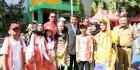 Buka Porseni SMP 6, Iqbal Suhaeb Kenang Masa Remaja