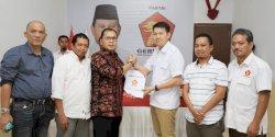 Danny Pomanto Harap Bisa Membangun Makassar Bersama Gerindra