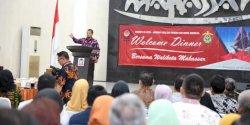 Iqbal Suhaeb Kenalkan Kuliner Makassar Ke Peserta Kongres AFEBI