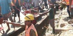 Kecamatan Tallo Turunkan Ratusan Satgas Normalisasi Drainase
