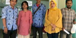 Dinsos Makassar Tangani Wanita Penderita Psikotik