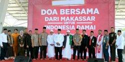 Kadinsos Hadiri Doa Bersama Indonesia Damai