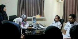Dinsos Makassar Terima Mahasiswa PKL dari UNM