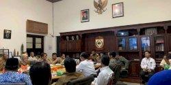Pemkot Makassar Gelar Pertemuan Dengan KPK