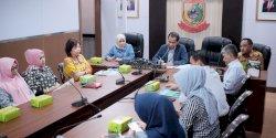 Ikatan Notaris dan PPAT Berkunjung ke DPRD Makassar, Bahas Soal Regulasi
