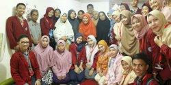 Mahasiswa Politani Pangkep Belajar Usaha Mikro di Gaddeta Binaan Rumah Zakat Sulsel