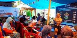 Fakultas Keperawatan Unhas dan Kelurahan Tamalanrea Jaya Gelar Festival Kesehatan