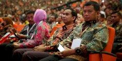 Hadiri Rakornas Indonesia Maju, Iqbal Suhaeb Siap Amankan Visi Presiden Joko Widodo