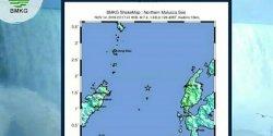BMKG Jelaskan Penyebab Gempa Maluku 7,1 SR