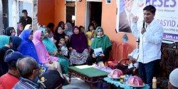 Anggota DPRD Makassar Adi Rasyid Ali Janji Tunjangan Tunjangan Guru Ngaji dan Pamandi Jenazah Naik