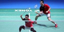 Hendra/Ahsan Tundukkan Duo Menara, Tunggu Lawan di Final