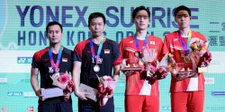 Indonesia Tanpa Gelar di Hong Kong dan Malaysia