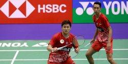 Ganda Putra Segel Tiket Perempat Final Hong Kong Open