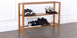 Tanpa Rak Sepatu, Percuma Punya Rumah Desain Menarik