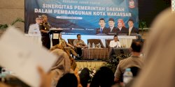 Wujudkan Sinergitas Pemda, DPRD Makassar Gelar DiskusiPublik