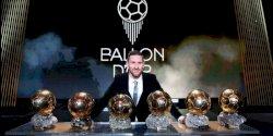 Berkat 180 Jurnalis di Seluruh Dunia, Messi Raih Ballon d'Or 2019