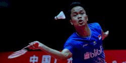 Ginting Tunggu Lawan di Final BWF World Tour Finals 2019